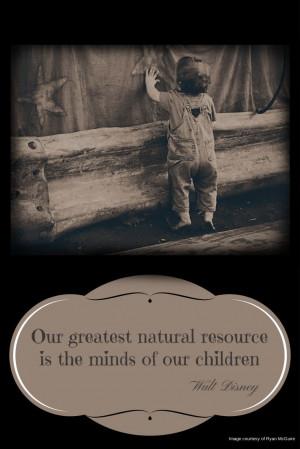 Children - the great explorers!