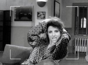 Elaine Benes, adult film star.