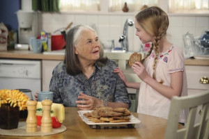 Grandma and Granddaughter - TV Fanatic