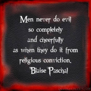 Evil Quotes and Sayings