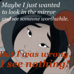 Disney Princess Day #9: Best Mulan quote countdown-Pick your least ...