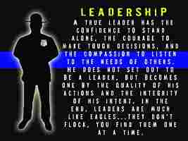 Police Poster Police Motivation Poster Police Leadership 18x24 ...