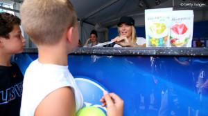 Maria Sharapova plays her first tournament of the summer hardcourt ...