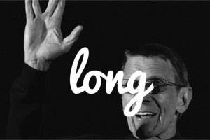 TheRealNimoy: A life is like a garden. Perfect moments can be had ...