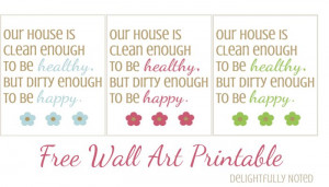 free wall art printable our free printable quotes for wall