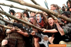 braveheart Braveheart Rock wtf Music Movies Humor