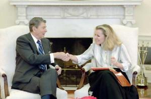http://en.wikipedia.org/wiki/Peggy_Noonan