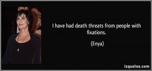 threat quotes