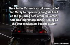 Back To the Future #movie #fact #movietrends