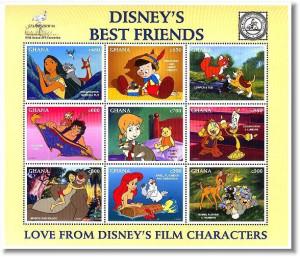 KEEP SMILING Disney's Best Friends