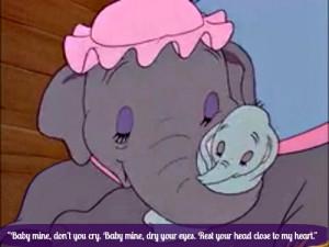 Disney Dumbo Quotes Dumbo's mom 12 of 13