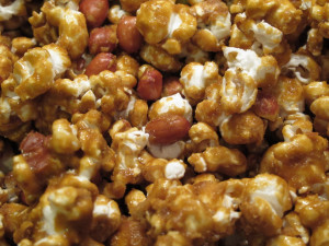 ... but-- I LOVED Cracker Jack!--but I haven't tasted it in decades, but