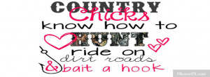 Country Girl Sayings 53 Facebook Cover
