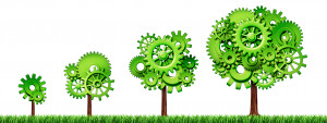 Innovation, Diffusion and Green Growth