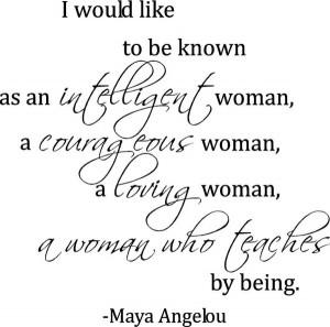 25 Inspirational Maya Angelou Quotes
