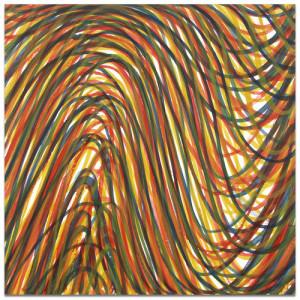 art painting color julien foulatier couleur peinture Sol Lewitt