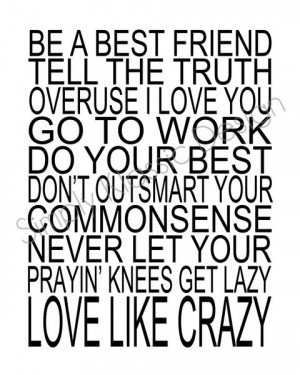 country song quotes / LOVE LIKE CRAZY!