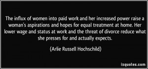 More Arlie Russell Hochschild Quotes