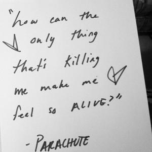 She (For Liz) - Parachute