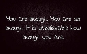 sierra boggess you are enough quote -