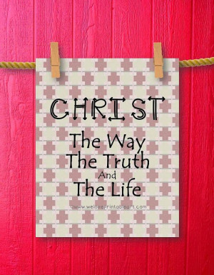 ... Sign - Christian Quotes about Life - Bible Verse Sign - Scripture Art