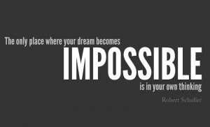 Monday Motivation - Working towards your dream inspirational quotes