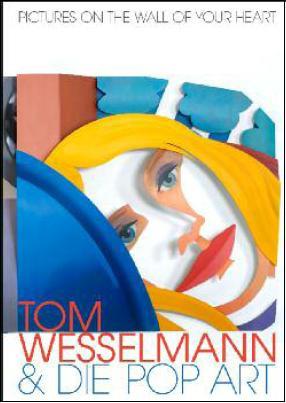 neue einblicke in das werk von tom wesselmann er ffnet tom wesselmann