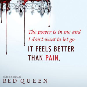 The power is in me and I don't want to let go. It feels better than ...