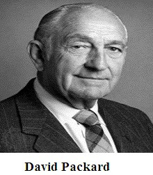 David Packard Founder of HP