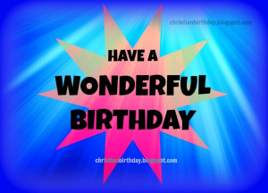 ... birthday, free christian images with free nice christian quotes for