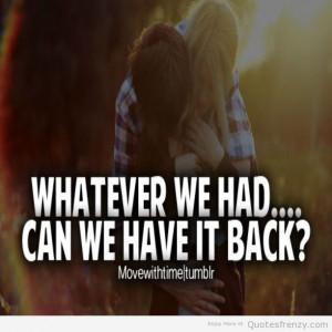 Teen Romantic Quotes 79
