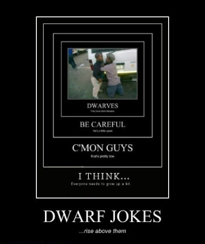 Home Browse All Dwarf Jokes