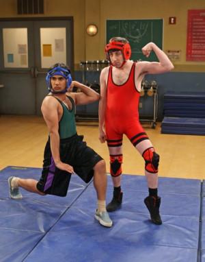 The Big Bang Theory Seasons 1-5 DVD