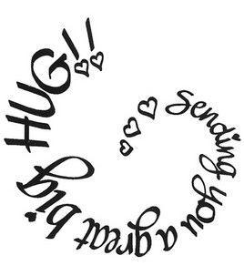 Sending A Hug---hope you're ok!