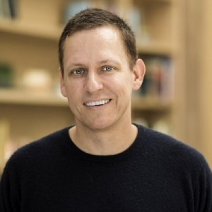 Peter Thiel | $ 2.2 Billion