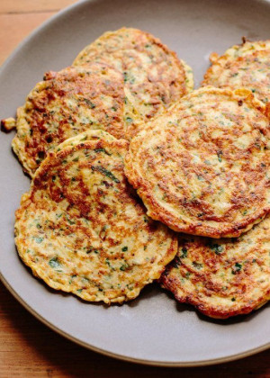 Recipe: Yotam Ottolenghi's A'ja (Bread Fritters) — Recipes from The ...