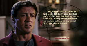 Rocky Balboa 2006 movie quote picture