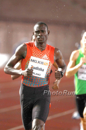david rudisha 2011 milano photo by photorun net david rudisha 2011