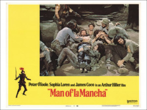 Man of La Mancha 1972