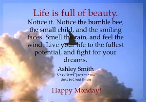 ... this Happy Friday Morning Motivational Quotes Life The Fullest picture