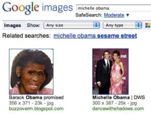 Michelle Obama Racist Michelle-obama-racist