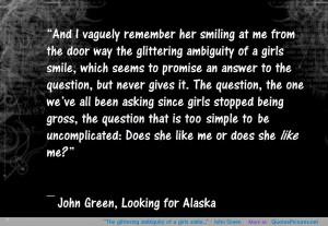John Green motivational inspirational love life quotes sayings ...
