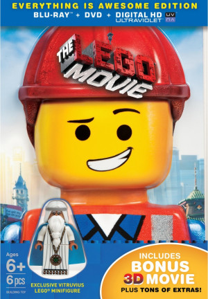 Lego Builders , an exclusive 3D Emmet poster, and an exclusive