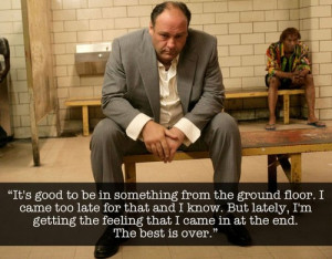 As Told By Tony Soprano (9 pics)