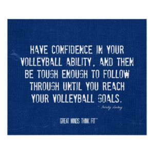 Volleyball Team Quotes