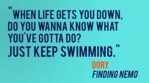 ... movies Mashable put together some inspiring quotes from some of their
