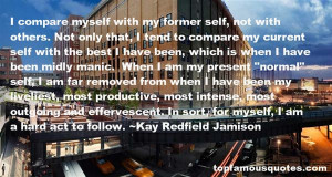 Favorite Kay Redfield Jamison Quotes