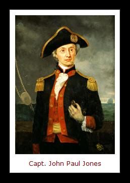 In 1778, American Navy Captain John Paul Jones went to France, hoping ...
