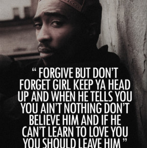 Tupac Shakur Quotes Sayings For Girls Wise