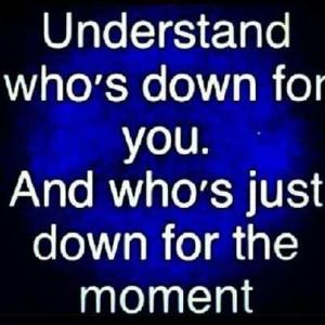 It is what it is...